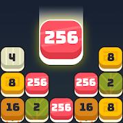Sushi Drop : 2048 Merge Puzzle