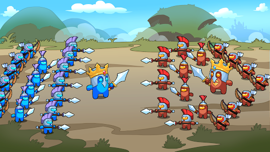 Legions War: Art of Strategy MOD APK 4