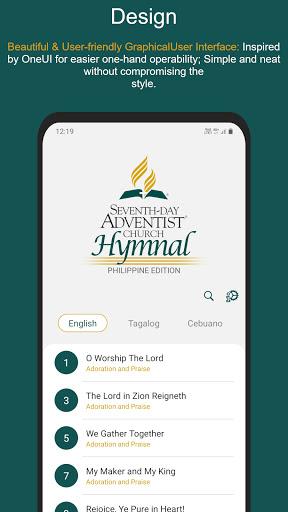 SDA Church Hymnal : PH Edition  screenshots 2