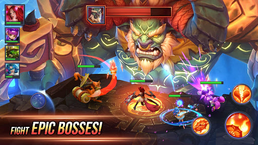 Dungeon Hunter Champions: Epic Online Action RPG 1.8.34 screenshots 16