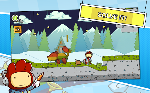 Scribblenauts Remix  screenshots 16