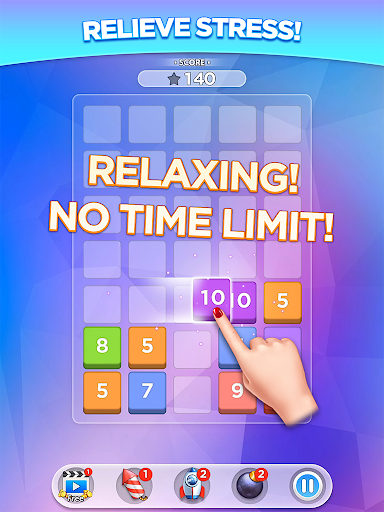 Merge Number Puzzle 2.0.5 screenshots 10