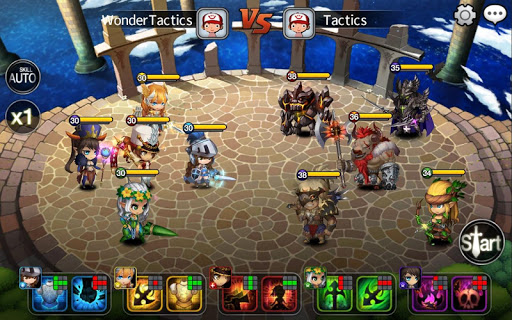 Wonder Tactics apkmr screenshots 21