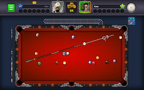 8 Ball Pool APK MOD 5.4.5 (Unlimited Money, Long Lines) 9