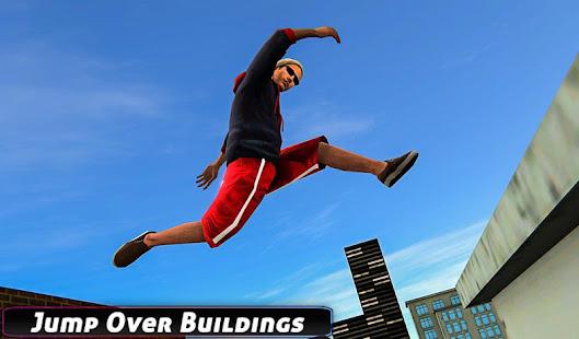 City Rooftop Parkour 2019: Free Runner 3D Game 1.4 Screenshots 10