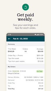 Shipt Shopper: Shop for Pay