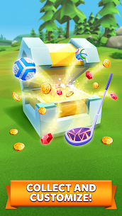 Golf Battle Mod Apk (Unlimited Money/Easy Shot) 4