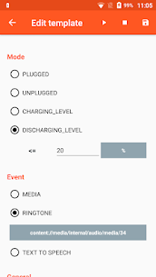 Battery Sound Notification Pro Mod Apk (Pro Features Unlocked) 6