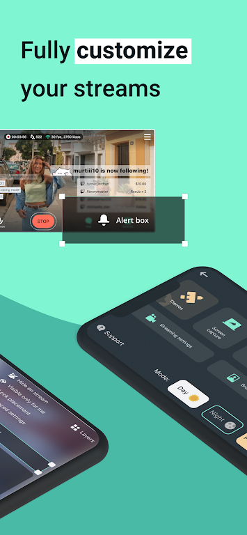 Streamlabs: Live Streaming App  poster 5