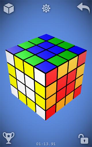 Magic Cube Puzzle 3D screenshots 4