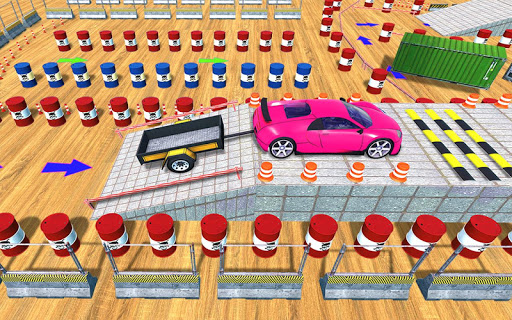 Car Parking Challenge 2019- Trailer Parking Games apkdebit screenshots 8