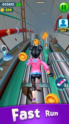 Subway Princess Runner  screenshots 12