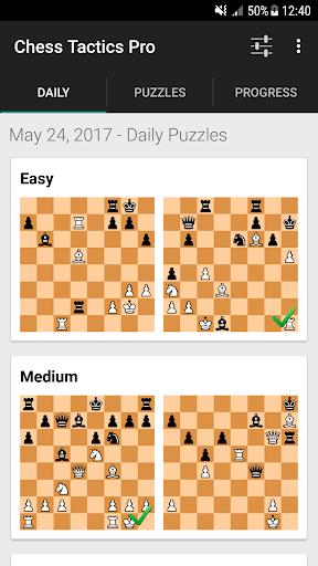 Chess Tactics Pro (Puzzles)  screenshots 2