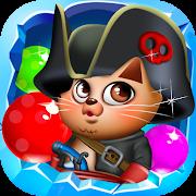 Kitty Bubble : Bubble pop puzzle