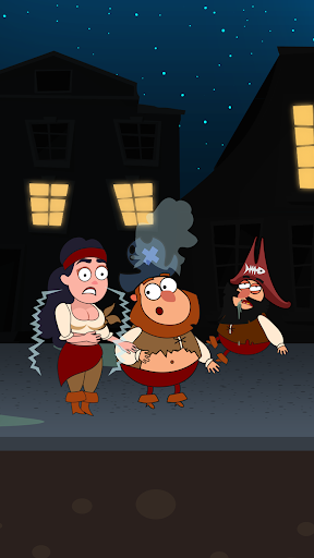 Pirate Story: Make Your Choice screenshots 4