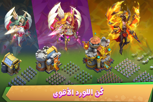 Castle Clash: u062du0631u0628 u0627u0644u062au062du0627u0644u0641u0627u062a  Screenshots 17