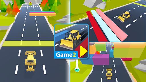 Animated Puzzles tractor farm Apkfinish screenshots 21