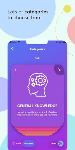Quizflix: Brain Training General Knowledge Quiz  screenshots 2