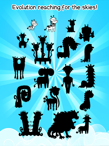 Giraffe Evolution - Mutant Giraffes Clicker Game screenshots 12