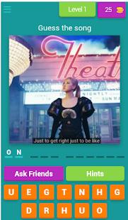 Guess Kpop Song 8.3.3z screenshots 1
