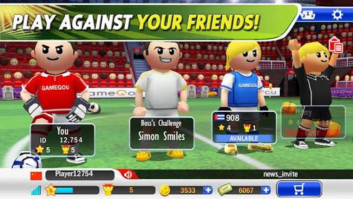 Mobile Soccer  screenshots 17