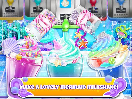 Unicorn Chef: Mermaid Cooking Games for Girls 2.2 screenshots 3