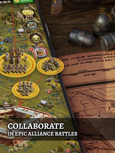 War and Peace: The #1 Civil War Strategy Game 2021.2.1 Screenshots 22