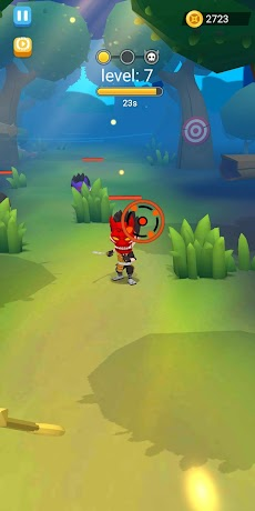 Ninja Assassin – Shadow Samurai FPS Shooterのおすすめ画像5