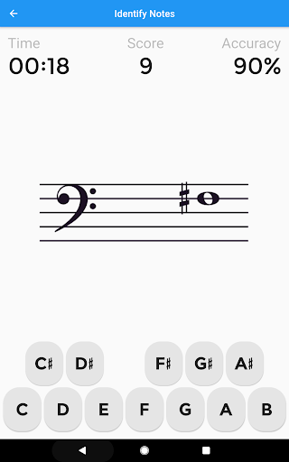 Music Tutor (Sight Reading) 2.18 Screenshots 11