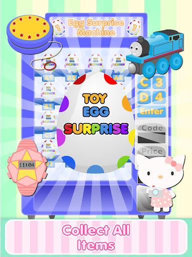 surprise eggs vending machine screenshot 1