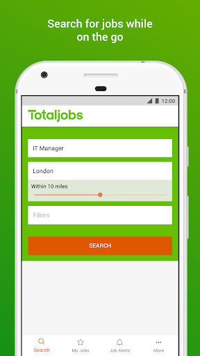 Totaljobs - Search for the top UK jobs online  screenshots 1