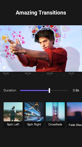 VivaCut - PRO Video Editor APP screen 1