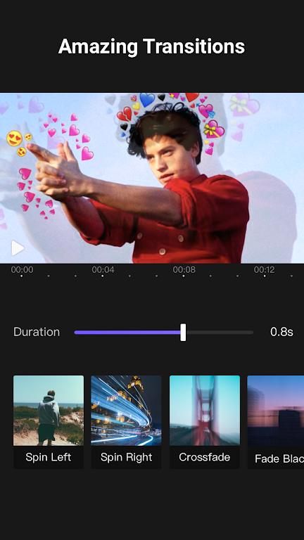 VivaCut - PRO Video Editor APP  poster 1