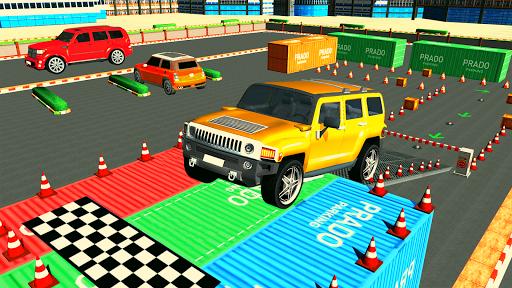 Prado Car Driving games 2020 - Free Car Games  screenshots 1