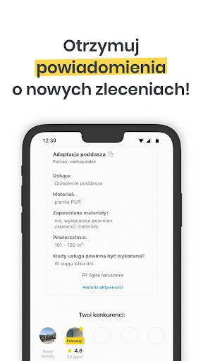 Fixly dla wykonawcu00f3w - zdobywaj zlecenia android2mod screenshots 3