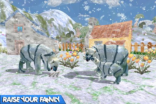 Bear Family Fantasy Jungle Game 2020 2.0 screenshots 2