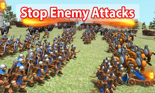 Medieval Wars: Hundred Years War 3D 2.1 screenshots 1