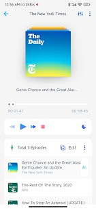 Moon FM Podcast Player 3