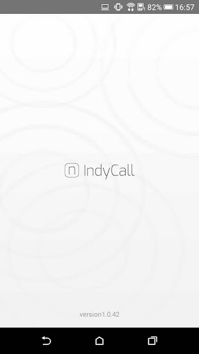 IndyCall - Free calls to India 1.6.2 Screenshots 1