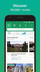 ViewRanger: Trail Maps for Hiking, Biking, Skiing 1