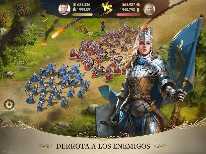 Captura de Pantalla 13 de King's Choice para android