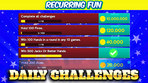 Free Multi Hand Video Poker | Las Vegas Style Game 106.0.4 screenshots 5
