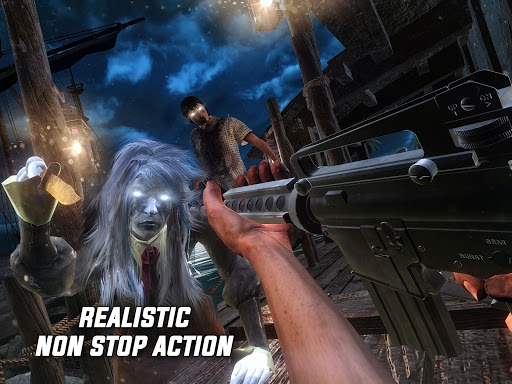 Scary Hero Survival Game : Ghost House Escape 2021 apkpoly screenshots 7