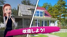 Flip This House:家の飾り、デザイン&マッチ3ゲームのおすすめ画像1
