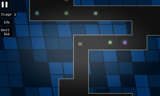 blocky run screenshot 1