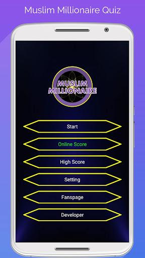 Muslim Millionaire - Islamic Quiz 2.0.0 screenshots 1