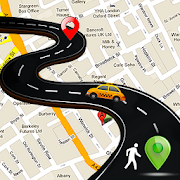 GPS Maps & Place Finder