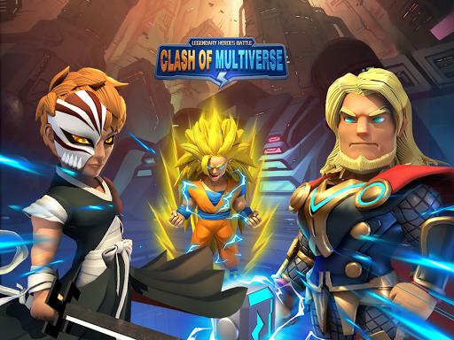 Clash of Avengers: Top Heroes Battle - Defense War 1.0.0 Screenshots 6