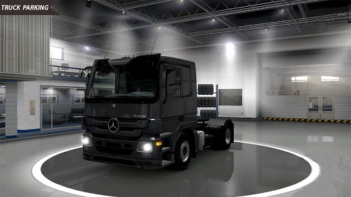 Euro Truck Parking Simulator 2021: 3d parking Game 0.4 screenshots 14