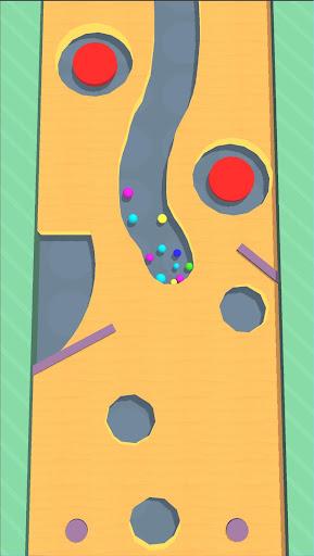 Dig in sand  - Free Ball games  screenshots 8
